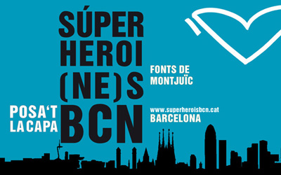 Superheroi(nes)s 2016