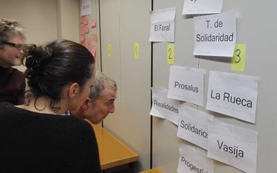 Reinvéntate amb entitats de la Comunidad de Madrid