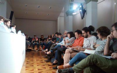 Inpacte participa a la taula rodona sobre periodisme, activisme i causes socials