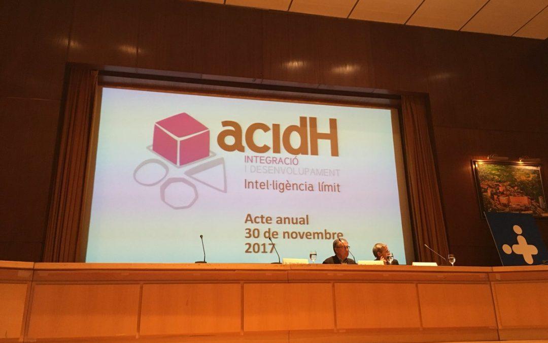 La 3a jornada anual de l'acidH apunta nous projectes de futur
